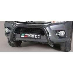 Misutonida EU-Frontbügel, 76 mm - schwarz - Toyota