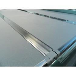 Alpex Tri-Fold Alu-Abdeckung - Nissan