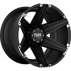 """TUFF T12  Alufelge 20"""" ET-45  Jeep Wrangler"""