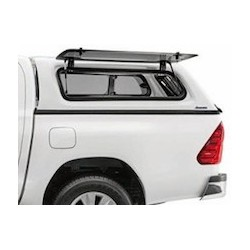 Hardtop Aeroklas mit Aufklappfenster Toyota D/C 15-