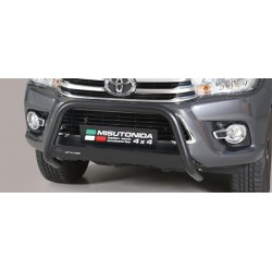 Misutonida EU-Frontbügel, 63 mm - schwarz - Toyota
