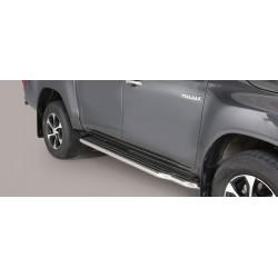 Misutonida Trittbretter - mit Kunststoff Trittfläche - Toyota