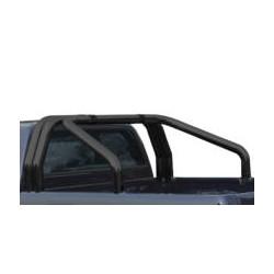 Misutonida Überrollbügel - doppelt, 76 mm - schwarz - Toyota