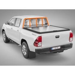 Mountain Top Alu-Abdeckung - mit Heckschutzgitter kompatibel - Toyota