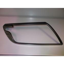 Scheinwerfer Abdeckungen Schwarz Nissan NP300
