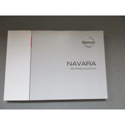 Handbuch Betriebsanleitung Deutsch Nissan NP300 Tekna