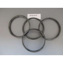 100-93,10 Mittelloch Zentrierring HUB