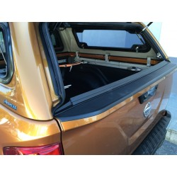 Hardtop Aeroklas mit Aufklappfenster Nissan
