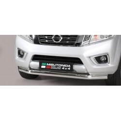 Misutonida Spoilerrohr, 76 mm - Nissan Navara 16-