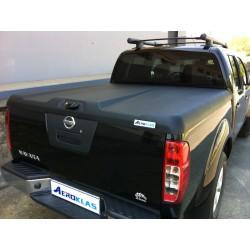 Aeroklas Speed Abdeckung - schwarze- Nissan