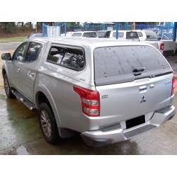 Hardtop Aeroklas mit Schiebefenster Mitsubishi/Fiat D/C 15-
