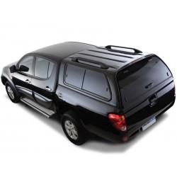 Hardtop Aeroklas mit Schiebefenster - in Ihrer Wagenfarbe- Mitsubishi D/C 09-15