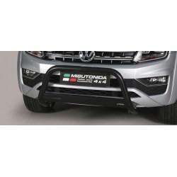 Misutonida EU-Frontbügel, 63 mm - schwarz - Volkswagen Amarok 10-