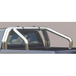 Misutonida Überrollbügel - doppelt, 76 mm - Volkswagen Amarok 10-