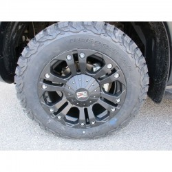 "Alufelge 18"" Monster I KMC - JEEP"