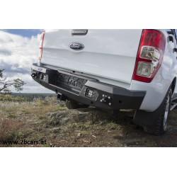 Rival Bumper - Alu Stoßstange hinten mit TÜV Ford Ranger 2016-