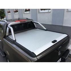 Mountain Top Alu-Rollo - silber - Mitsubishi/Fiat D/C 15-