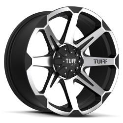 """TUFF T05  Alufelge 20""""  ET20 mit TÜV 5x120 VW Amarok"""