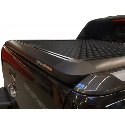Alu Abdeckung silber Riffleblech UpStone Ford Ranger Wildtrak