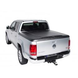 Proform Sportlid II Abdeckung mit Überrollbügel - schwarze, körnige Oberfläche - Volkswagen D/C 10-
