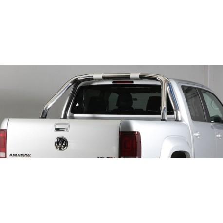 Misutonida Überrollbügel - design, 76 mm - Volkswagen Amarok