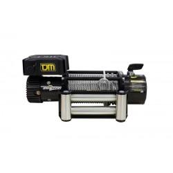 TJM Winde 9500LB - Stahl Seil, Fernbedienung