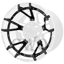 "XD827 Rockstar III 18""  Spoke - Design Speichen"