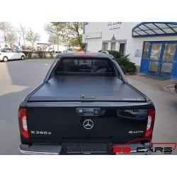 Mountain Top Alu-Rollo - schwarz - Mercedes X-Klasse DC