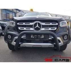 Rammschutz Frontschutzbügel Super Bar Schwarz matt Mercedes X-Klasse