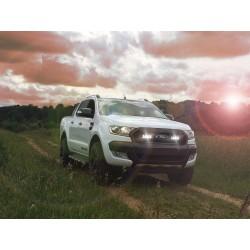 Lazer Lamps Kühlergrill-Montagesatz für Ford Ranger inkl. 2x Triple-R 750 Standard
