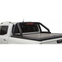 Rollbar schwarz Überrollbügel für Alu Abdeckung Mercedes X-Klasse