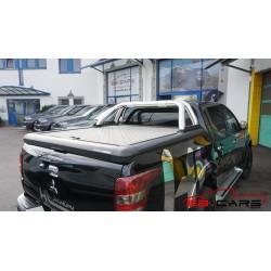 UpStone Laderaumabdeckung Aluminium Cover - Silber Mitsubishi L200 DK 2015- / 2019-