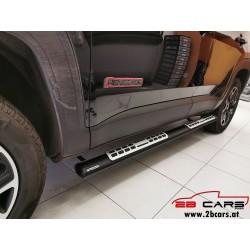 Trittbretter schwarz Jeep Renegade