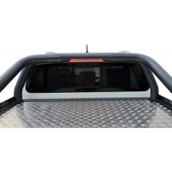 Upstone Stylingbar schwarz Überrollbügel für Alu Abdeckung Mercedes X-Klasse