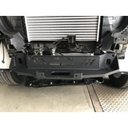 Montageplatte für Seilwinde vorne Ford Ranger 2016-