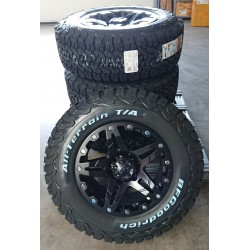 "Dirt D66 17"" Toyota Hilux"