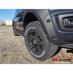 "Ford Ranger 2016-2019 18"" SET Kompletträder XD822 BF-Goodrich KO2"