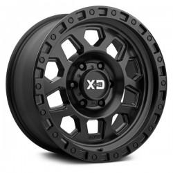 """XD132 KMC RG2 Alufelge 18"""" 6x139,7 Ranger - BT50 - L200 Fullback - HiLux - D-Max - Landcruiser"""