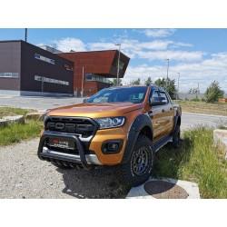 Frontschutzbügel Rammschutz schwarz TÜV/EC/EG Ford Ranger 2019-