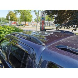 Dachreling Reling ABE/TÜV Satz VW Amarok