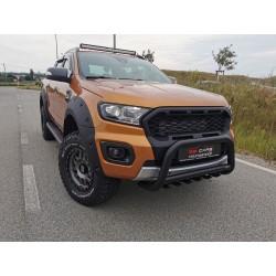 Wildtrak Kühlergrill Kühlergritter rot 2019+ Ford Ranger