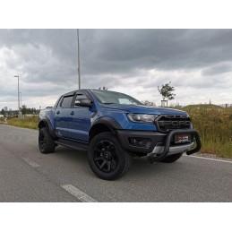 """20"""" Alufelge RID R05 schwarz matt  TÜV Ranger / Raptor / RAM / Hilux - Landcruiser / Pajero - L200 - Fullback / D-Max"""
