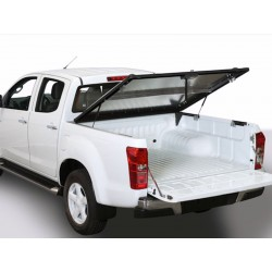 Mountain Top 2 Syle Alu-Abdeckung - Toyota Hilux 2015-