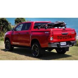 Pro-Form Sportlid V-Abdeckung Toyota Hilux 2015-