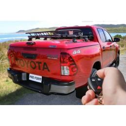 Pro-Form Sportlid V-Abdeckung Toyota Hilux 2015- mit Zentralverriegelung