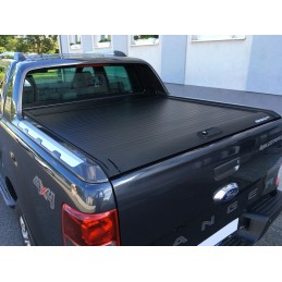 Mountain Top Red Rock Alu-Rollo schwarz - Wildtrak Ranger 2012- Extracab/Supercab