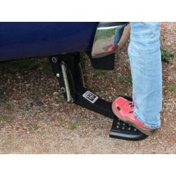Trittstuffe Einstiegshilfe Pritsche Ladefläche Ford Ranger