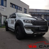 Projekt 02-2019 Monster II - Ford Ranger
