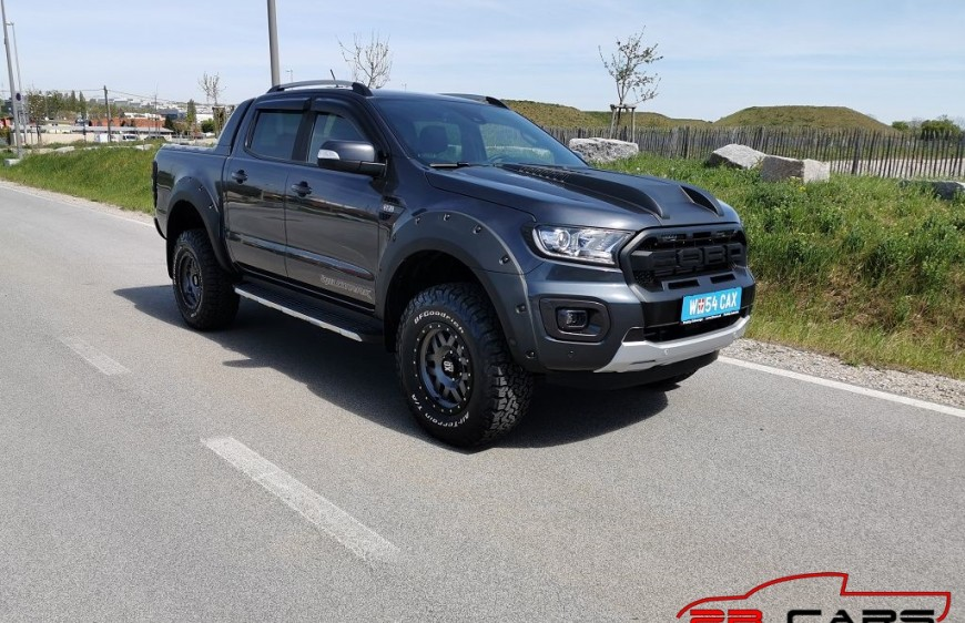 PROJEKT 09-2020 FORD RANGER WILDTRAK